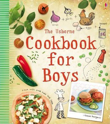 The Cookbook for Boys