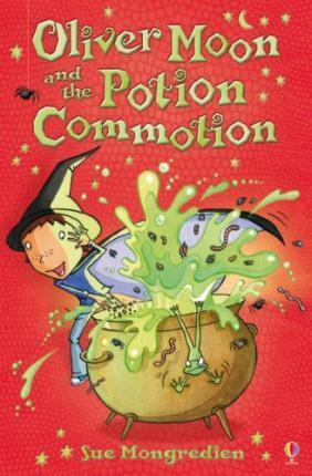 Oliver Moon and Potion Commotion