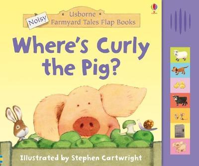 Where's Curly the Pig?