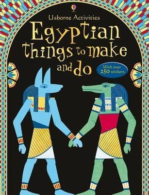 Egyptian Things to Make and Do