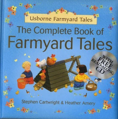 Complete Farmyard Tales + CD