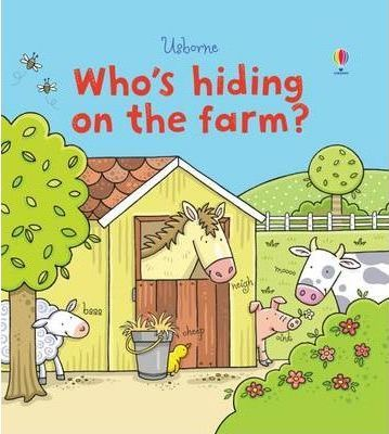 Who's Hiding on the Farm