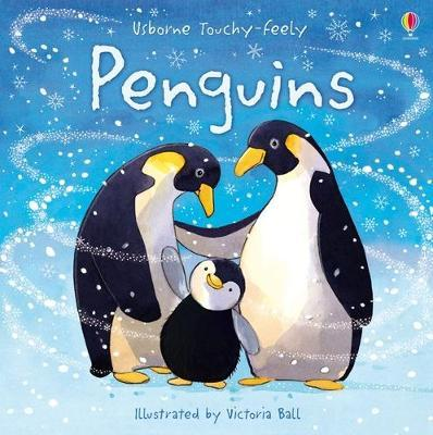 Touchy-Feely Penguins