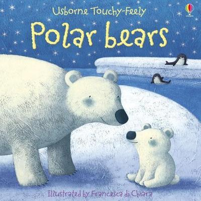 Touchy-Feely Polar Bears