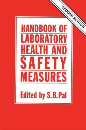 Handbook of Laboratory Health and Safety Measures