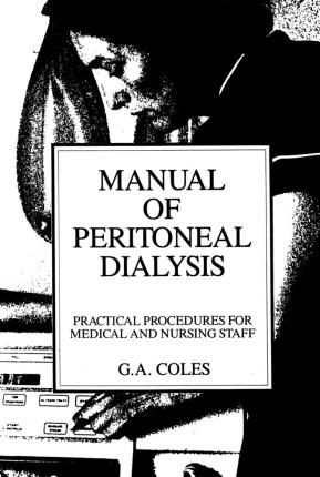 Manual of Peritoneal Dialysis
