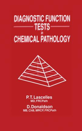 Diagnostic Function Tests in Chemical Pathology