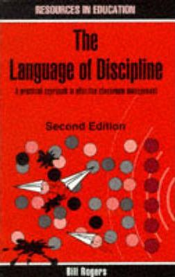 Language of Discipline