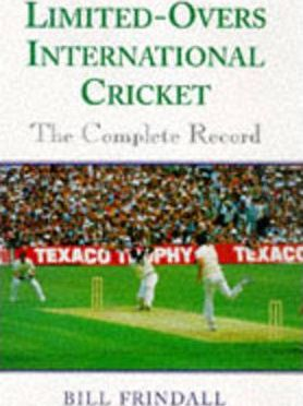 Limited-overs International Cricket