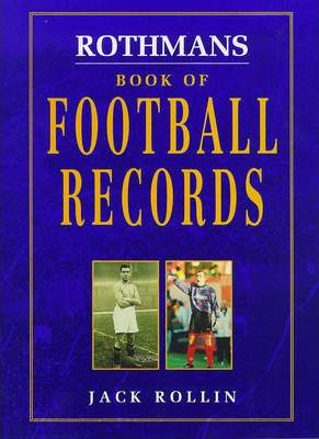 Rothmans Book of Football Records