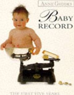 The Baby Record Book