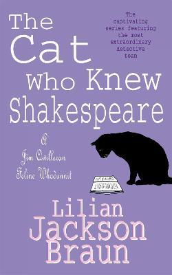 The Cat Who Knew Shakespeare (The Cat Who... Mysteries, Book 7)