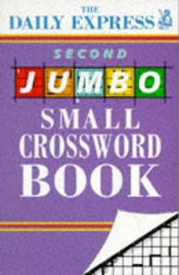 """Daily Express"" Second Jumbo Small Crossword Book"