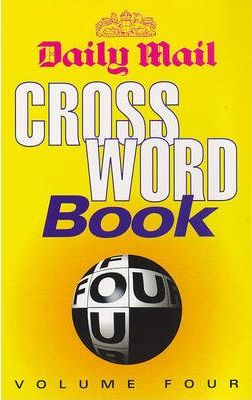 """Daily Mail"" Crossword Book: v. 4"