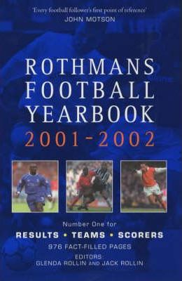 Rothman's Football Year Book 2001-2002
