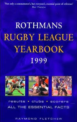 Rothman's Rugby League Year Book 1999-2000