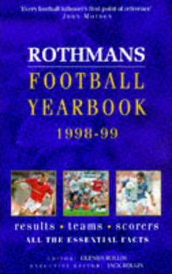 Rothman's Football Year Book 1998-99