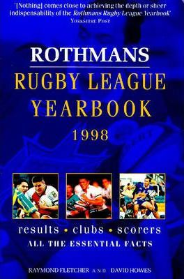 Rothman's Rugby League Year Book 1998-99