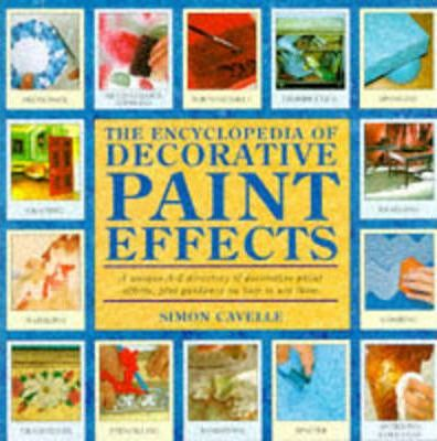 The Encyclopedia of Decorative Paint Effects