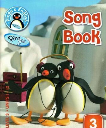 Pingu's English Song Book Level 3