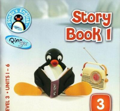 Pingu's English Story Book 1 Level 3