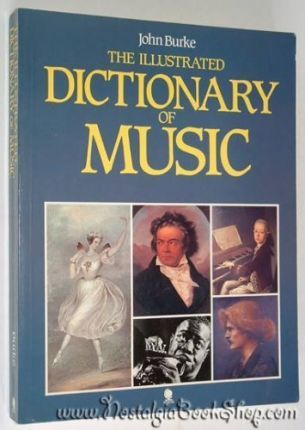 Illustrated Dictionary of Music
