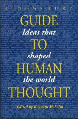 Bloomsbury Guide to Human Thought