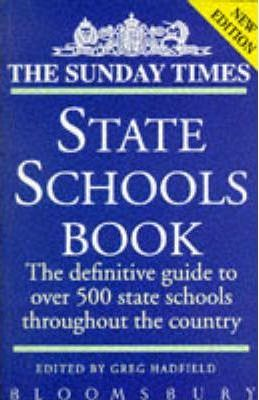 """Sunday Times"" State Schools Book"