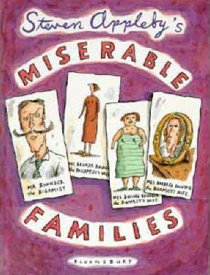 Steven Appleby's Soap Opera Book Miserable Families