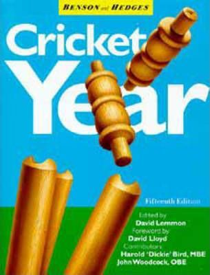 The Benson and Hedges Cricket Year 1996
