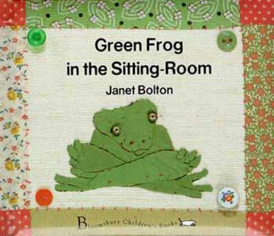 Green Frog in the Sitting Room