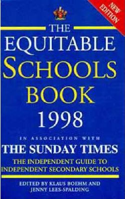 The Equitable Schools Book 1998