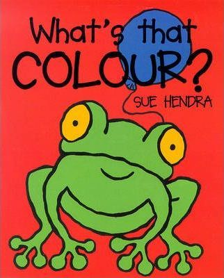 What's that Colour?