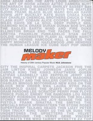 """Melody Maker"" History of 20th Century Popular Music"