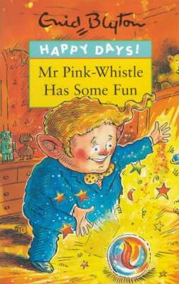 Mr. Pink-Whistle Has Some Fun