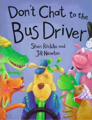 Please Don't Chat to the Bus Driver
