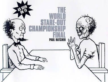 The World Stare-out Championship Final