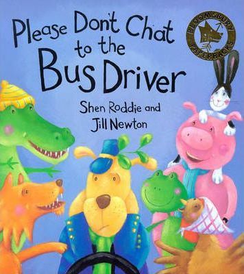 Scholstic Don't Chat to the Bus Driver