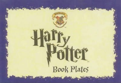 Harry Potter Classic Bookplates