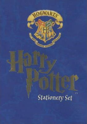 Harry Potter Classic Boxed Stationery Set