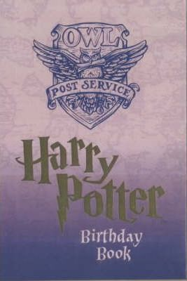 Harry Potter Classic Birthday Book