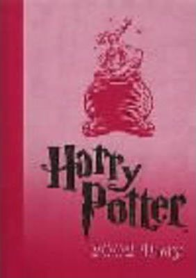 Harry Potter Classic Diary: Pink