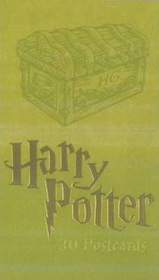 Harry Potter Classic Book of 30 Postcards