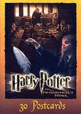 Harry Potter Movie Postcard Book