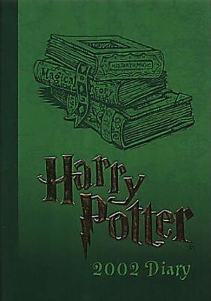 Harry Potter Classic Diary: Green