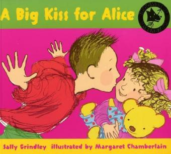 A Big Kiss for Alice