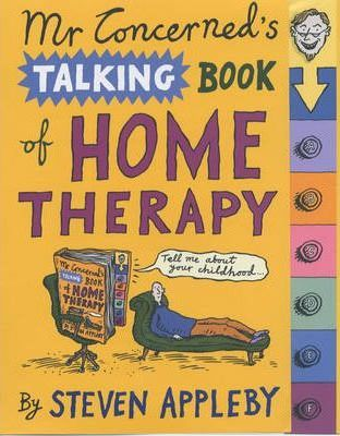 Mr.Concerned's Book of Home Therapy