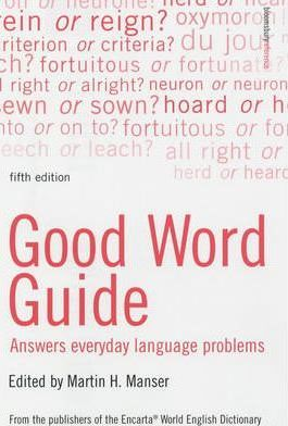 Good Word Guide