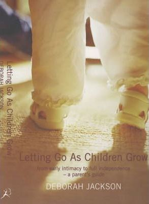 Letting Go as Children Grow