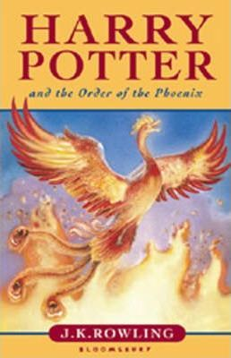 Harry Potter and the Order of the Phoenix: Children's Triple Pack